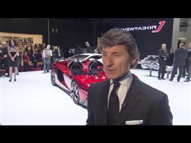Stephan Winkelmann, President and CEO of Lamborghini