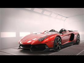 The Making of the Lamborghini Aventador J