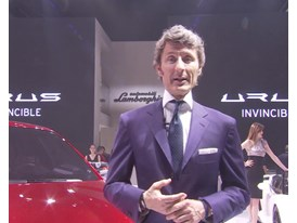 Stephan Winkelmann, President and CEO of Lamborghini
