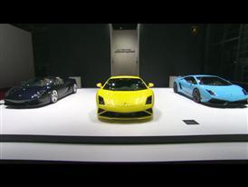 New Lamborghini Gallardo LP 560-4 at 2012