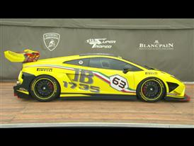 New Lamborghini Gallardo LP 570-4 Super Trofeo 2013