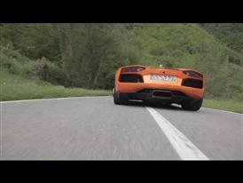 Grande Giro Lamborghini Milano - Forte dei Marmi