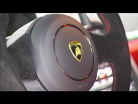 New Lamborghini Gallardo LP 570-4 Squadra Corse – Interiors