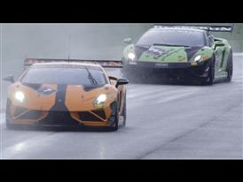 Lamborghini World Final Vallelunga Racetrack