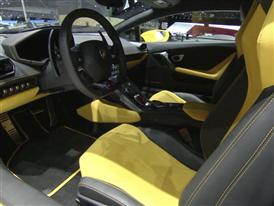 New Lamborghini  Huracán LP 610-4 - Interiors
