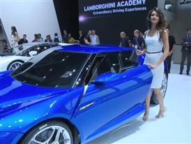 New Lamborghini Asterion LPI 910-4