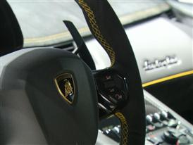 New Lamborghini Aventador LP 750-4 Superveloce - Interiors