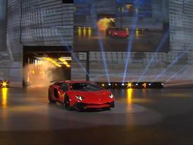 2015 Shanghai Auto Show Aventador LP 750-4 Superveloce Debut