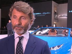 Stephan Winkelmann, President and CEO of Automobili Lamborghini (English)