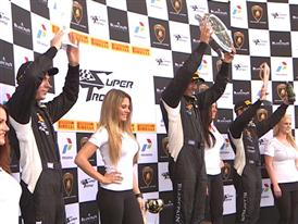 Lamborghini Super Trofeo North America   COTA Highlights
