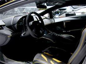 New Lamborghini Centenario - Interiors