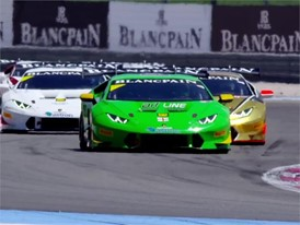 Promo SuperTrofeo Paul Ricard 2016