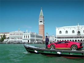 Lamborghini und Venedig: Kunst und Exklusivität vereint zu einem Traum