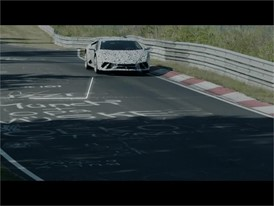 Bull runs rings around the production car elite:  the new Huracán Performante takes the lap record  at Nürburgring Nordschleife
