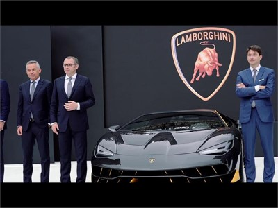Lamborghini Day in Tokyo: 2016 is the year to commemorate Lamborghini milestones