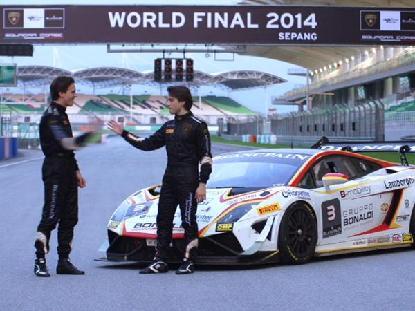 Supertrofeo Sepang Europe 2014