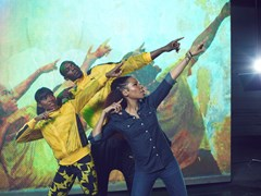 The Jamaica Olympic Association And PUMA Unveil Olympic Apparel For London 2012, Designed By Cedella Marley