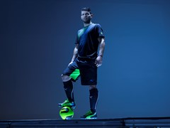 PUMA Launches New evoSPEED 1.2 FG Football Boot - new Sergio Agüero imagery available now!