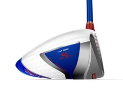 Cobra Releases Limited Edition AMP CELLTM Pro Driver – White/Blue/Red
