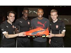 Fàbregas, Reus and Balotelli launch the PUMA evoPOWER boot - BROADCAST FOOTAGE AVAILABLE