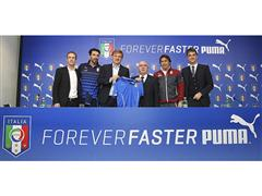 FIGC AND PUMA SIGN NEW GLOBAL STRATEGIC PARTNERSHIP