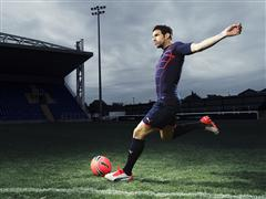 Fàbregas & Balotelli Return to Action in the New evoPOWER 1.2 Colourway
