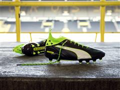 PUMA REVEALS evoTOUCH - THE LIGHTWEIGHT LEATHER BOOT
