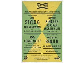 Poster 2 - Stylo G, Congo Natty