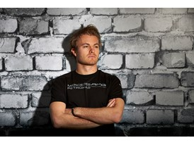 Nico Rosberg wears the SS13 PUMA MERCEDES AMG PETRONAS Lifestyle Collection - Image 001
