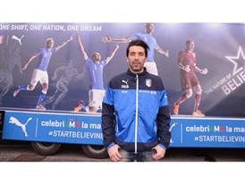 PUMA and the FIGC Launch the Celebri-Amo La Maglia Tour