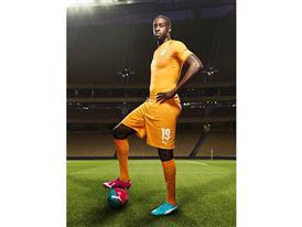 Yaya Touré will wear PUMA evoPOWER Tricks in Brazil