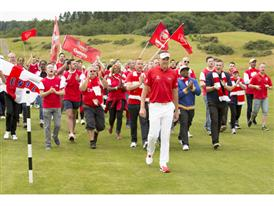 Ian Poulter Gets Support From Arsenal Fans Before British Open_1