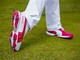 PUMA Golf NeoLux Arsenal Golf Shoes