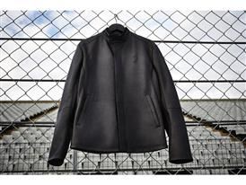 PUMA Ferrari Premium Collection - SF Premium Leather Jacket