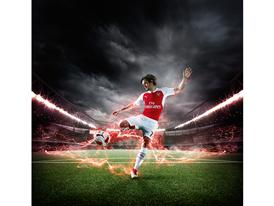 PUMA Launches the 2015-16 Arsenal Home Kit Rosicky 1