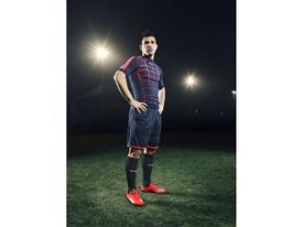 Sergio Aguero wears the new PUMA evoSPEED SL Football Boot_1