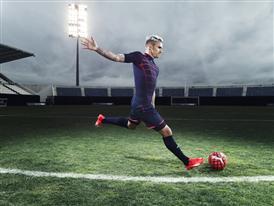 Antione Griezmann wears the new PUMA evoSPEED SL Football Boot_1