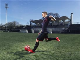 Marco Verratti wears the new PUMA evoSPEED SL Football Boot_2