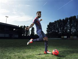 Mario Balotelli wears the new PUMA evoPOWER 1.2 Football Boot 2