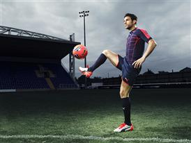 Cesc Fabregas wears the new PUMA evoPOWER 1.2 Football Boot 2