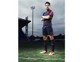 Cesc Fabregas wears the new PUMA evoPOWER 1.2 Football Boot 3