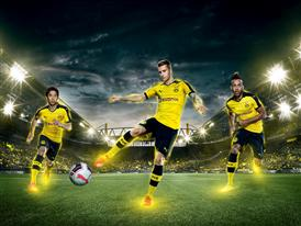 PUMA and BVB Launch the 2015-16 Home Kit 1