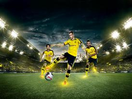 PUMA and BVB Launch the 2015-16 Home Kit 2