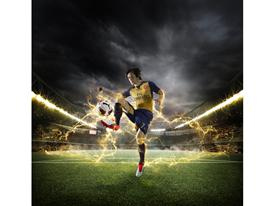 PUMA Launches the 2015-16 Arsenal Away Kit_Rosicky_1