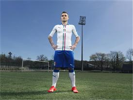FIGC & PUMA Launch The New Italy Away Kit_Verratti_2
