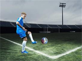 Griezmann Wears the New PUMA evoSPEED SL_3