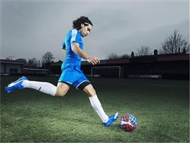 Falcao Wears the New PUMA evoSPEED SL_3
