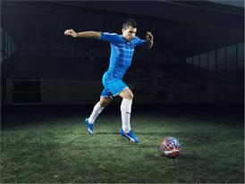 Aguero Wears the New PUMA evoSPEED SL_6