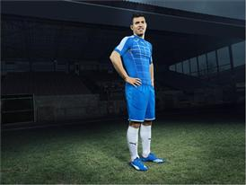 Aguero Wears the New PUMA evoSPEED SL_1