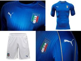 PUMA & FIGC Launch the New Italy Home Kit